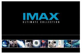 Colección De Imax - Pack De Peliculas En Dvd (nuevo)