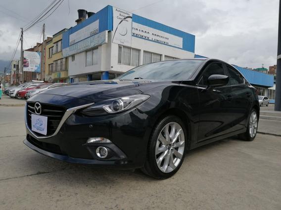 Mazda Mazda 3 Grand Touring Sedan Full Equipo 2017