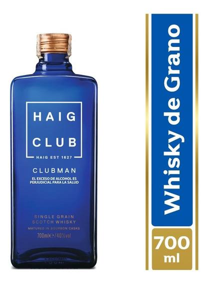 Haig Clubman. Botella (700ml) Festival Estéreo Picnic 2020