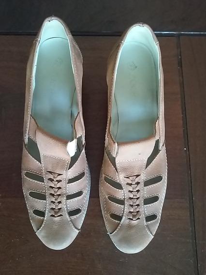 Zapatos Zuca Cuero