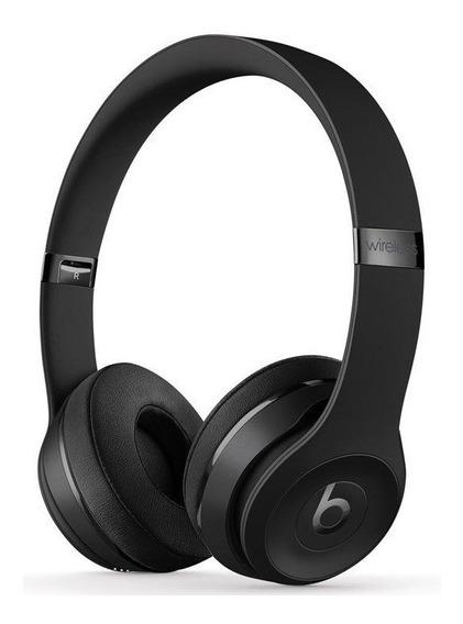 Fone De Ouvido Beats Solo3 Wireless, On Ear, Preto