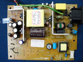 Placa Da Fonte Monitor Waytec Fw1420s