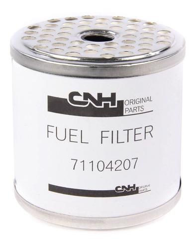 Filtro Combustível 71104207  New Holland Trator Esteira D170
