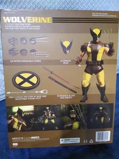Mezco One:12 Wolverine