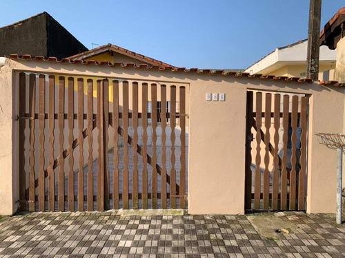 Aproveita Compre Sua Casa Na Praia De Mongaguá!!! - Ca00774 - 68017188