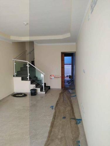 Imagem 1 de 24 de Sobrado Com 3 Dormitórios, 1 Suite, 4 Vagas, Churrasqueira, À Venda, 154 M² Por R$ 710.000 - Penha De França - São Paulo/sp - So2920