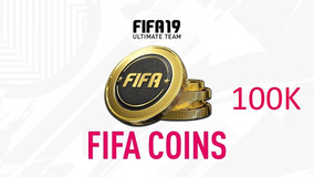 100k Coins Fifa 19 Ut Xbox One