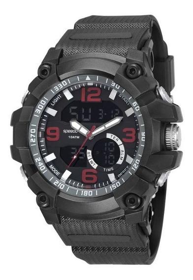 Relógio Speedo Pulso Esportivo Masculino Adulto 81129g0evnp5