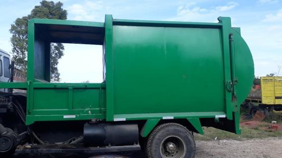 Caja Volcadora Compactadora De Residuos Año 2000