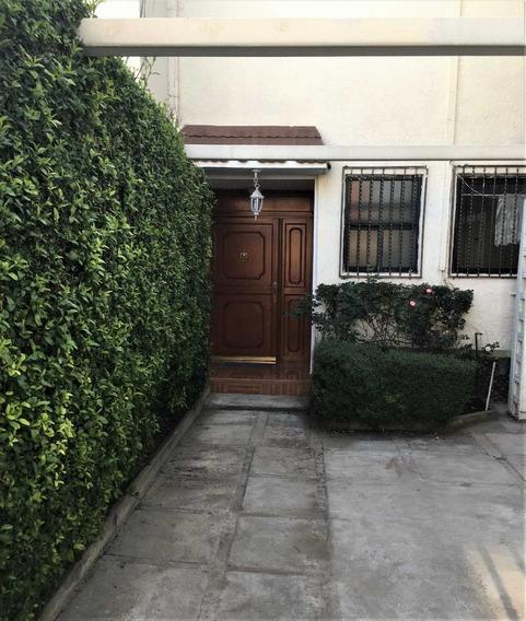 Amplia Casa En Renta Jardines De San Mateo, Naucalpan