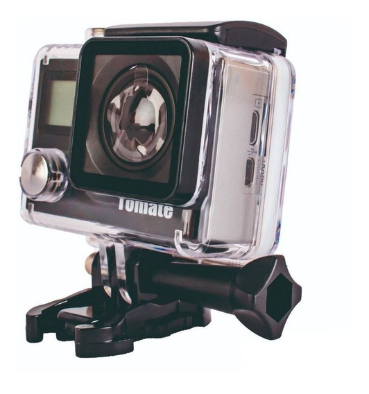 Câmera Sport 4k Wifi Controle Tomate Mt-1092