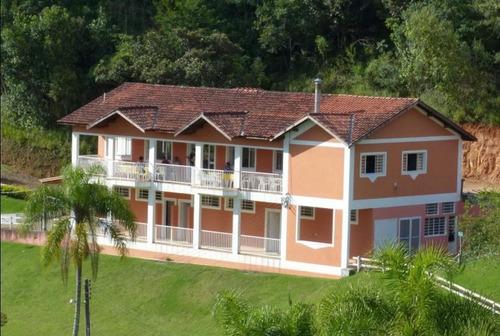 Imagem 1 de 12 de Sítio Com Infraestrutura Pronta Para Hotel Fazenda - Cajamar/caieiras - Ho0001