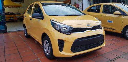 Taxi Kia Picanto 2020 1.000 Cc Nuevo