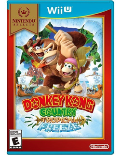Donkey Kong Country: Tropical Freeze - Nintendo Selects (wi
