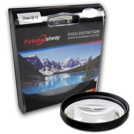 Filtro Para Câmera Close Up +2 - Fotobestway 77mm C/nfe