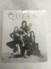 Livro Queen De Phil Sutcliffe