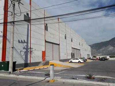 Bodega 905 Metros Parque Industrial Santa Catarina Nuevo León