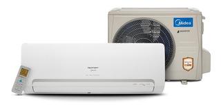 Ar Condicionado Split Inverter Springer Midea 12.000 Btu/h F