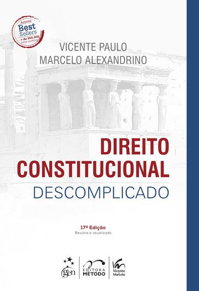 Direito Constitucional Descomplicado - Método