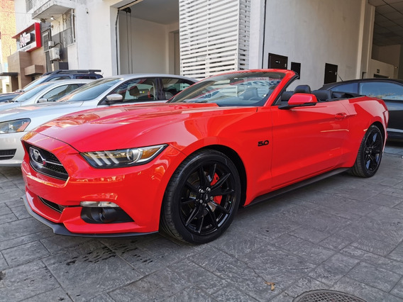 Mustang Gt Convertible 50 Aniversario Impecable 2015