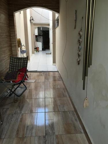 Sobrado Com 3 Dormitórios À Venda, 150 M² Por R$ 800.000,00 - Vila Matilde - São Paulo/sp - So2209