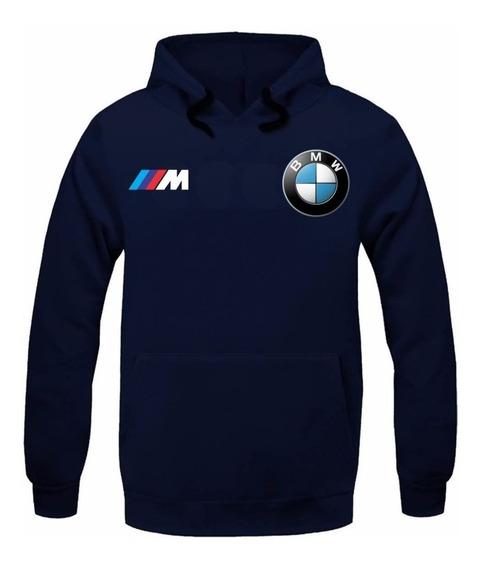 Moletom Bmw M Carro Corrida Moleton Blusa De Frio Casaco Top