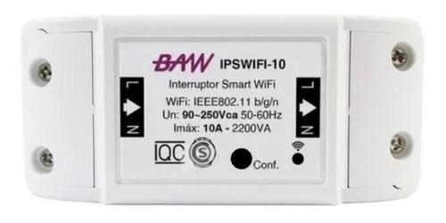 Interruptor Inteligente Wifi Smart Life Baw - Tofema