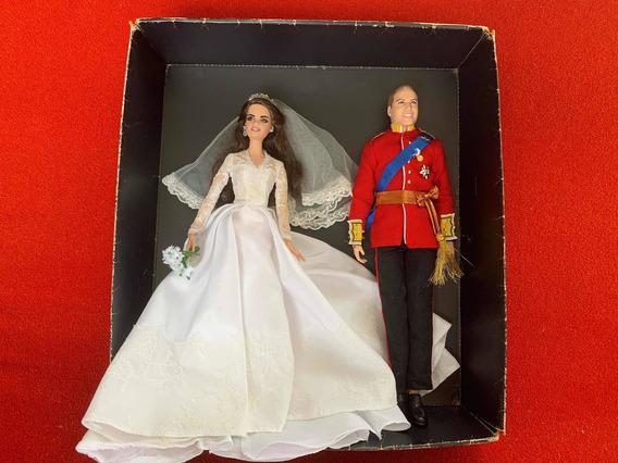 Barbie E Ken Willian & Catherine Noivos