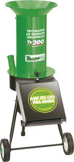 Triturador Organico Tr200 Motor 1.5hp