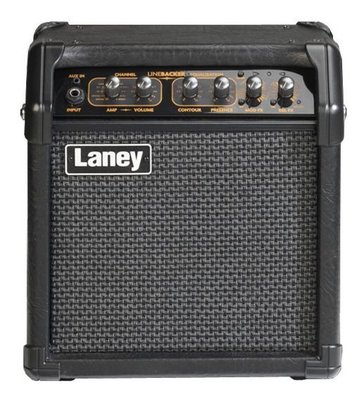 Amplificador Guitarra Laney Lr5 Linebacker 5 Watts Portatil