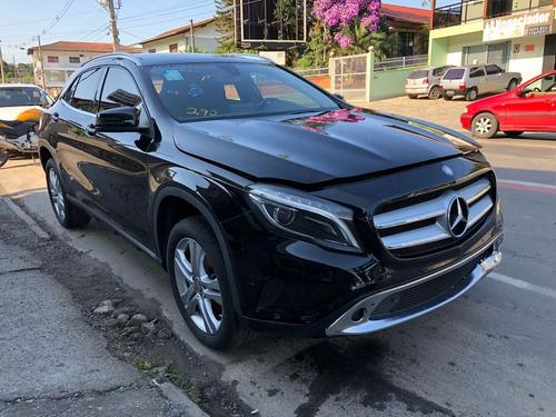 Sucata Mercedes Gla200 Ff 2017 Venda De Peças