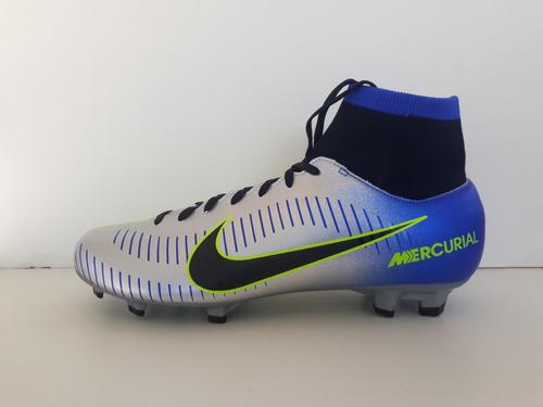 d69f9a7750e49 Prata ( Frete Gratis Chuteira Nike Mercurial Glide Roxa - Chuteiras ...