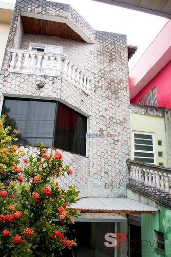 Imagem 1 de 13 de Sobrado Com 3 Dormitórios À Venda, 202 M² Por R$ 690.000,00 - Jardim Cidade Pirituba - São Paulo/sp - So0301