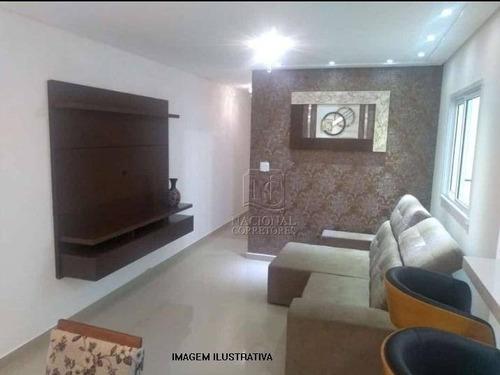 Cobertura À Venda, 92 M² Por R$ 320.000,00 - Vila Pires - Santo André/sp - Co4038