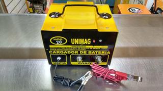 Cargador De Bateria 20 Amp Moto Y Auto 6v-12v Buloneraguemes