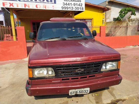 Chevrolet D-20 Turbo Diesel