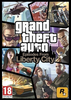 Grand Theft Auto Episodes From Liberty City Steam Key Global