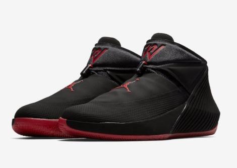 Zapatillas Jordan Why Not Zero.1 Black/gym Red