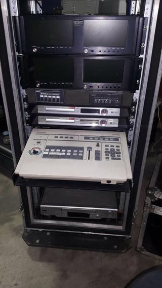 Monitores De Video Profissionais 7 Lcd Padrão Rack