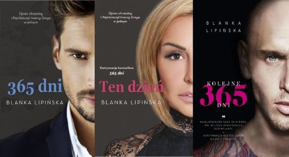 365 Dias Dni Trilogia Completa Livros