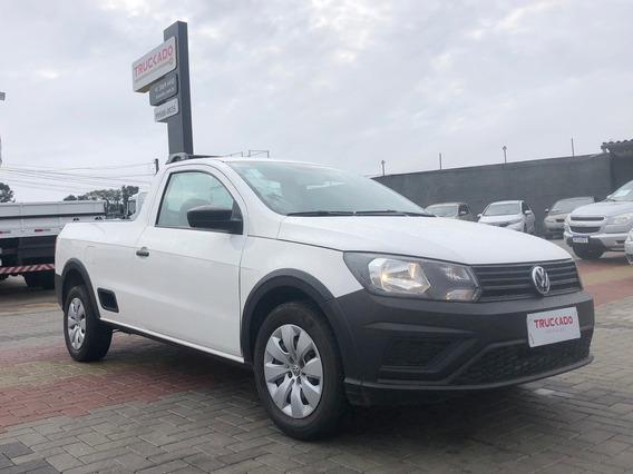 Volkswagen Saveiro Robust Rb Mbvs 2017/2018 1.6 8v