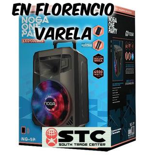 Parlante Ng-1p Inalambrico Noga Karaoke En Florencio Varela