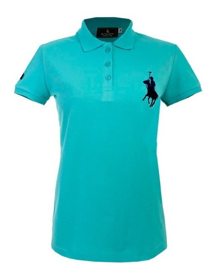 Playera Polo Club, Para Dama Royal County Of Berkshire.