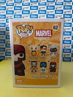 Funko Pop Marvel - X-men - Magneto - Oferta X Caja Marcada!