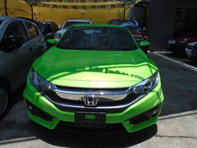 Honda Civic Coupe Turbo 2016