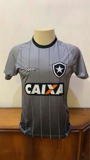 Camisa Botafogo Comissão Técnica Topper 2018 Tamanho P