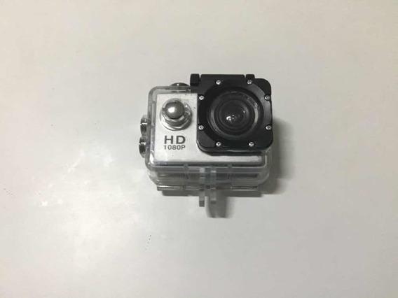 Camera Hd 1080p + Capa Aprova Dágua + Suporte Pra Peito
