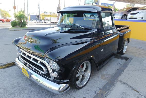 Chevrolet Apache 1957 De Colección