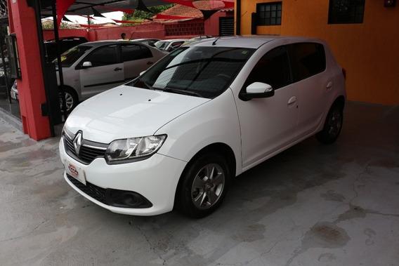 (único Dono) Renault Sandero Expression 2017 1.6 Flex