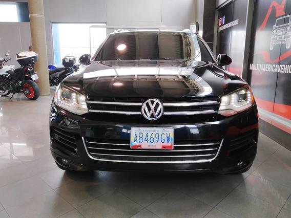 Volkswagen Touareg Camioneta